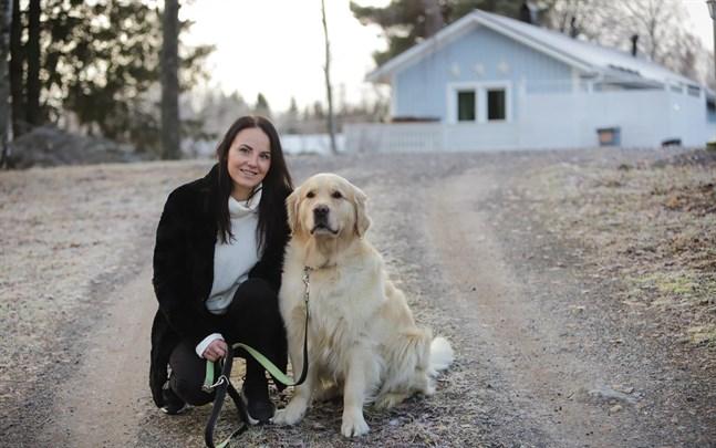 Sofia Svevar har alltid varit positiv vilket har hjälpt henne när hon varit sjuk. Infarkten har också gjort att hon till en ännu större optimist.