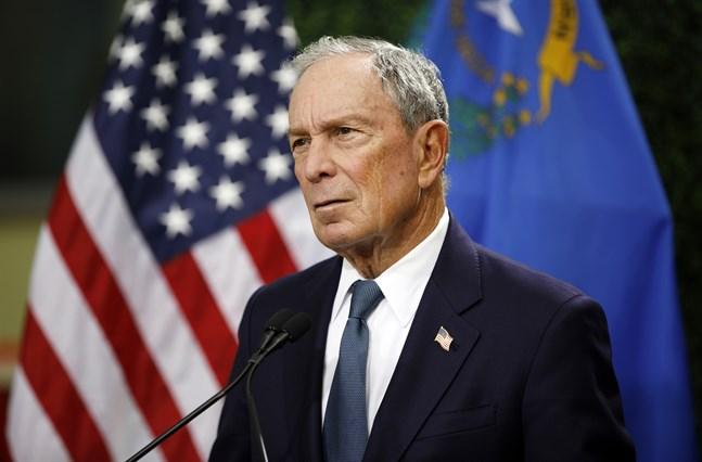 Michael Bloomberg. Arkivbild.