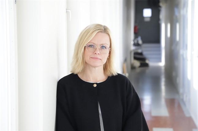 Petra Sund-Norrgård är Sveriges nya honorärkonsul i Vasa.