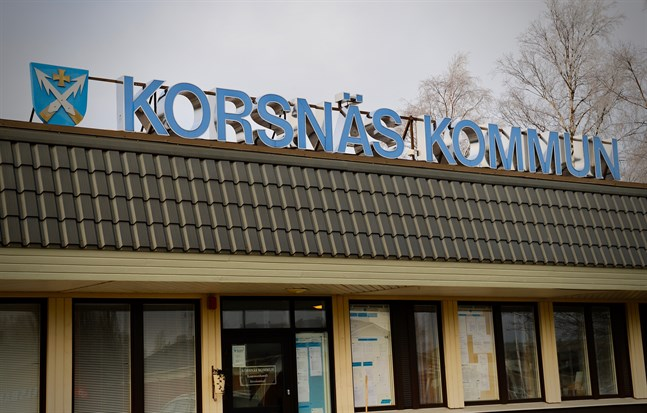 Skatterna är på tapeten i Korsnäs.