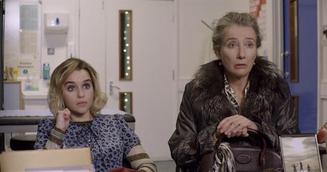 Emilia Clarke och Emma Thompson spelar mor och dotter i filmen