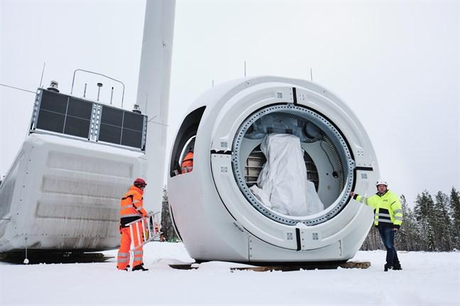 I slutet av 2019 fanns 754 vindkraftsparker i Finland. Vindkraften täckte 7 procent av Finlands elförbrukning och 9 procent av årets elproduktion.