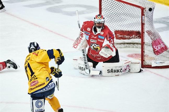 Stefan Stéen får chansen mot Lukko i kväll.