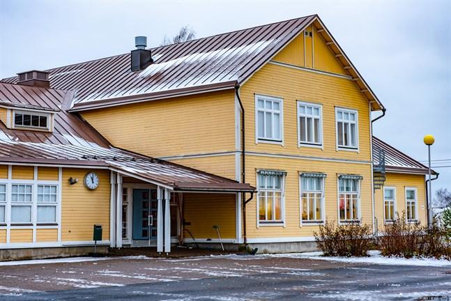 På sikt ska Östensö skola bli Östensö daghem.