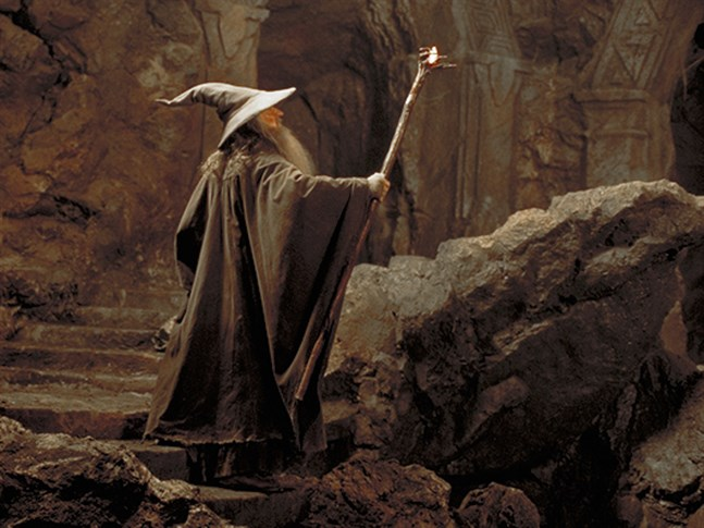 """""""Sagan om ringen"""" blir tv-serie och snart inleds manusarbetet med säsong två. Arkivbild."""