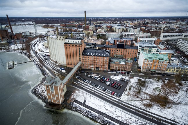 Räknar man utgående från invånarantalet, så är Vasa en av de städer där skattehöjningen drar in mest pengar.