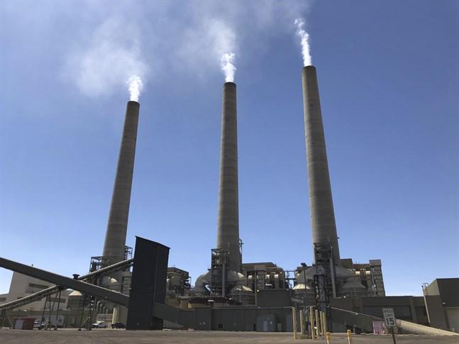 En ny rapport visar att gapet ökar mellan klimatmål och världens bränsleproduktion. Arkivbild.