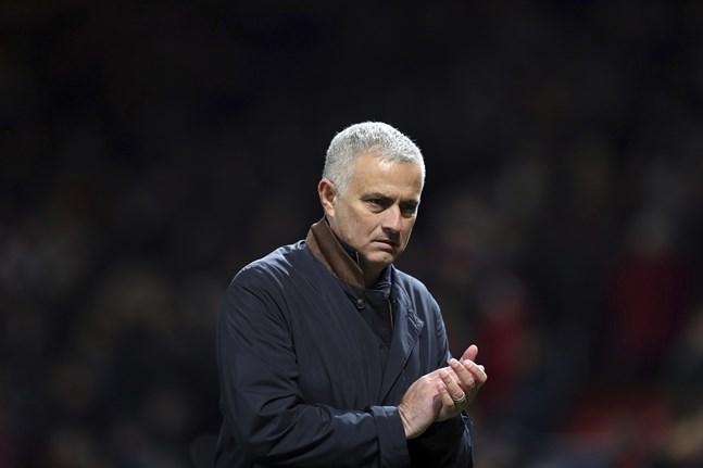José Mourinho. Arkivbild.