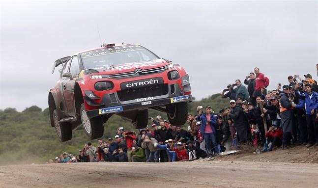 Citroën fick inget lyft med Sebastien Ogier och lägger ner VM-satsningen nu när föraren lämnar.