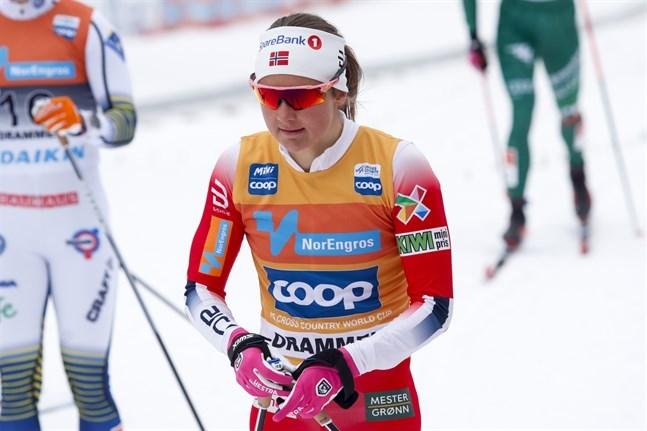 Ingvild Flugstad Østberg. Arkivbild.