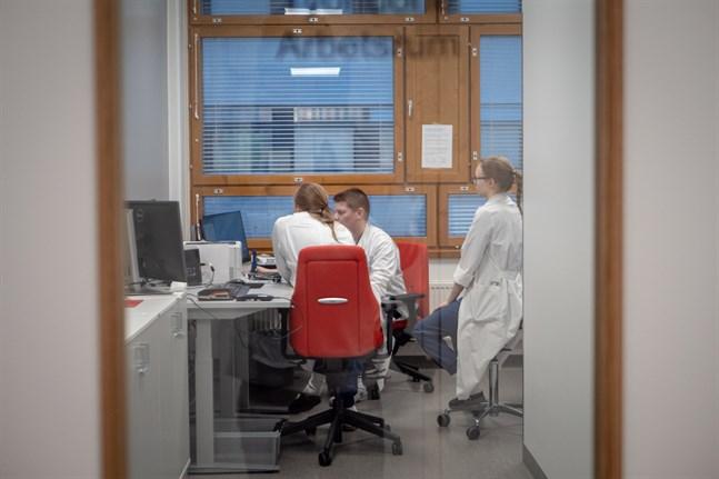 Inrättandet av en jour- och diagnostikavdelning i samband med samjouren var en av de stora utgifterna för Soite detta år.