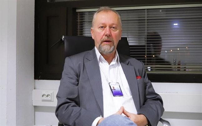 Wasalines vd Peter Ståhlberg tror på Wasalines framtid, även om han inte är riktigt lika optimistisk som för ett år sedan.