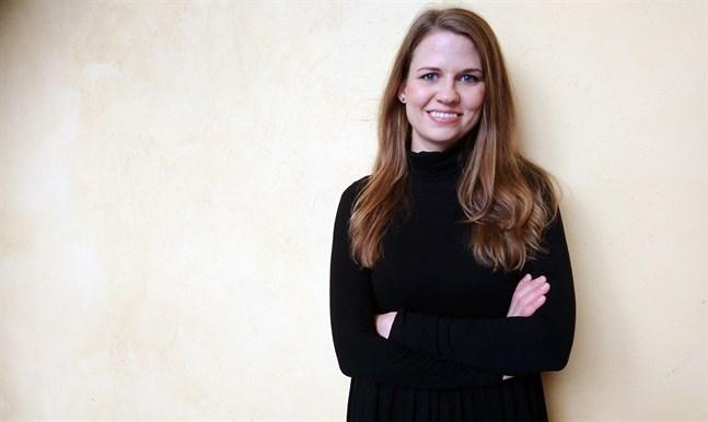 Andrea Eklund är verksam som dirigent, kompositör, sångare och arrangör. Nu belönas hon för sina insatser som dirigent.