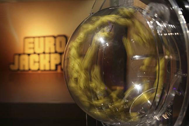 Arkivbild: Eurojackpot.