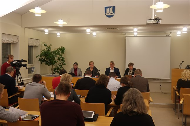 Kristdemokraterna har vuxit sig allt starkare i Larsmofullmäktige. Om deras övertag växer ytterligare i vårens kommunalval återstår att se.