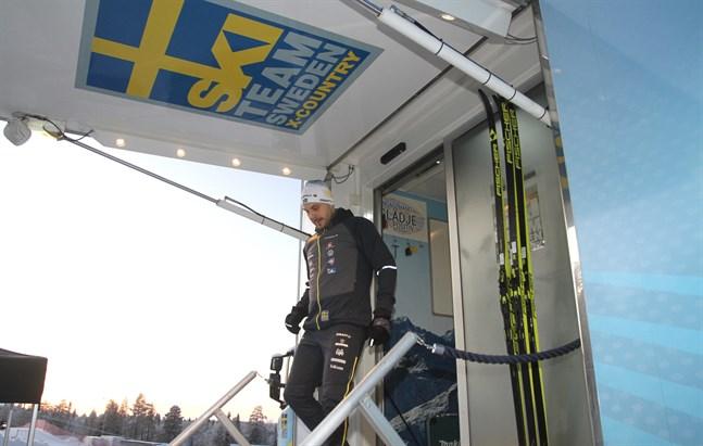 Martin Norrgård flyttar tillbaka till det svenska vallateamet.