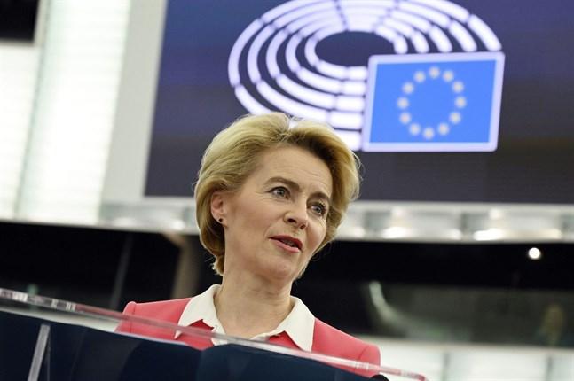 Europaparlamentet godkände Ursula von der Leyens (EPP) kommission på onsdagen, efter att under hösten ha avvisat flera kommissionärskandidater.