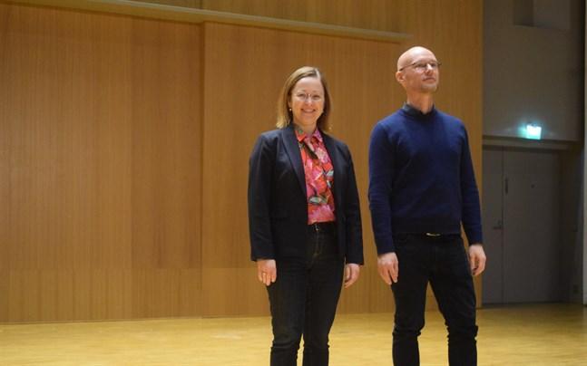 Konsertverksamheten är en grundläggande del i Novias utbildningsprogram för barrockmusik. 8 december är det tioårsjubileum. Kajsa Dahlbäck och Petteri Pitko bjuder in till Schaumansalen där Barock Ostrobothnia spelar musik av Händel och Corelli.