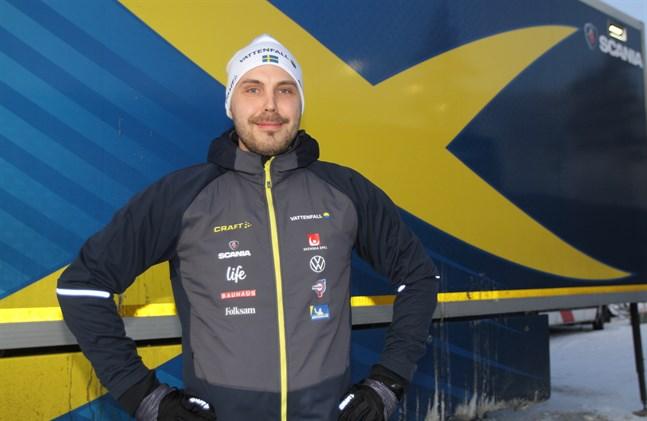 Martin Norrgård fick ett erbjudande han inte kunde säga nej till. Nu vallar han svenska skidor.