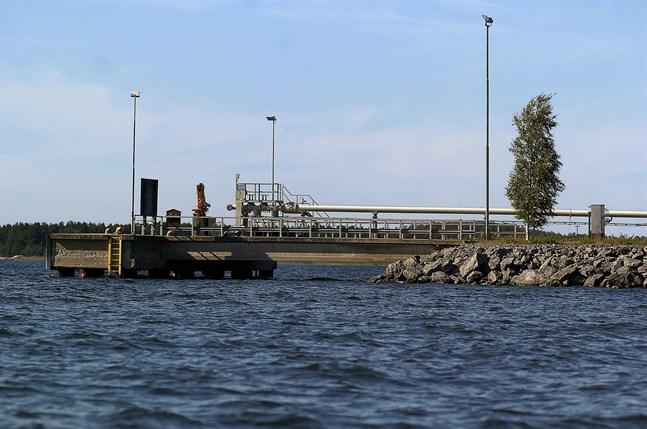 Nykarleby behåller kontrollen över hamnverksamheten i Kanäs.