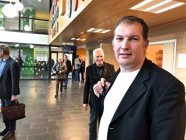 Viktor Kock är ny verksamhetsledare för DIFF-Ingenjörerna i Finland.