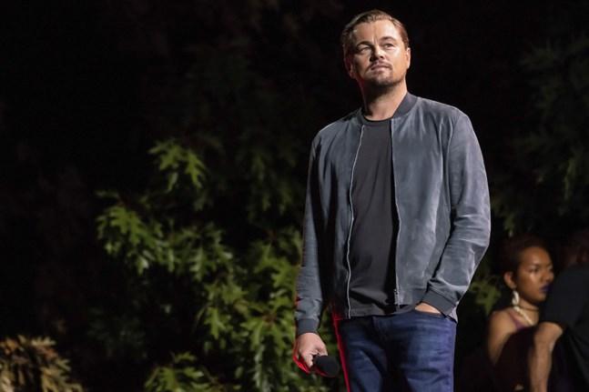 Leonardo DiCaprio. Bild från ett framträdande i New York i september.