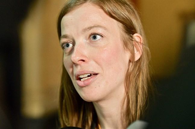 Li Andersson har skrivit en kolumn om höstens kollektivavtalsförhandlingar.
