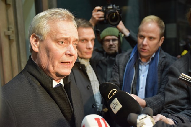 Iltalehti uppger att statsminister Antti Rinne (SDP) tänker lämna in avskedsansökan innan klockan 14.