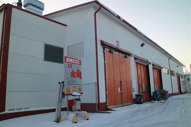 Limetec i Karleby har ansökt om konkurs.