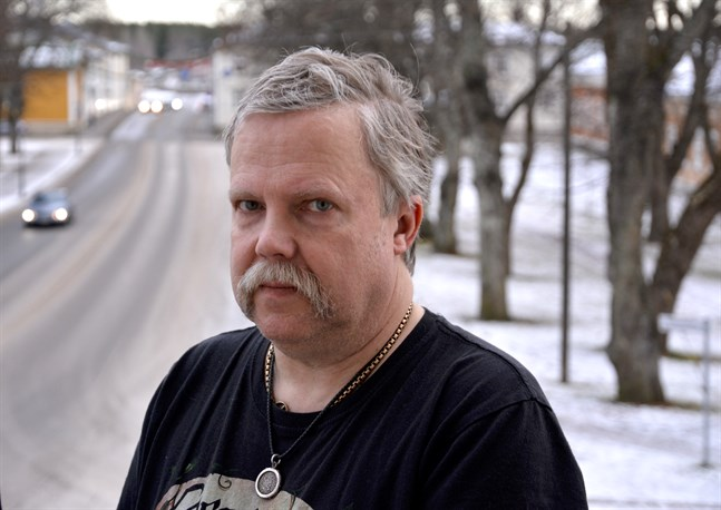 Servicekoordinator Rikard Haldin har sagt upp sig.