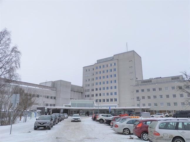 Vasa centralsjukhus får dygnetruntjour den 1 januari 2020.