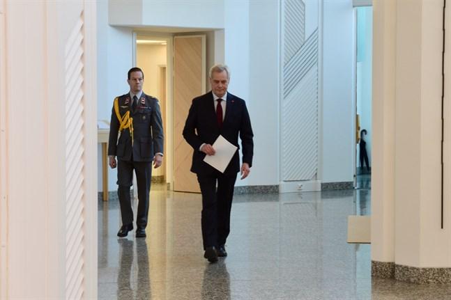 I tisdags lämnade Antti Rinne in sin avskedsansökan till republikens president Sauli Niinistö.