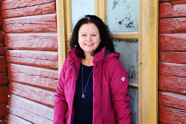 Ann-Luise Bertell är en av dem som intervjuats för chefsjobbet på Wasa Teater.
