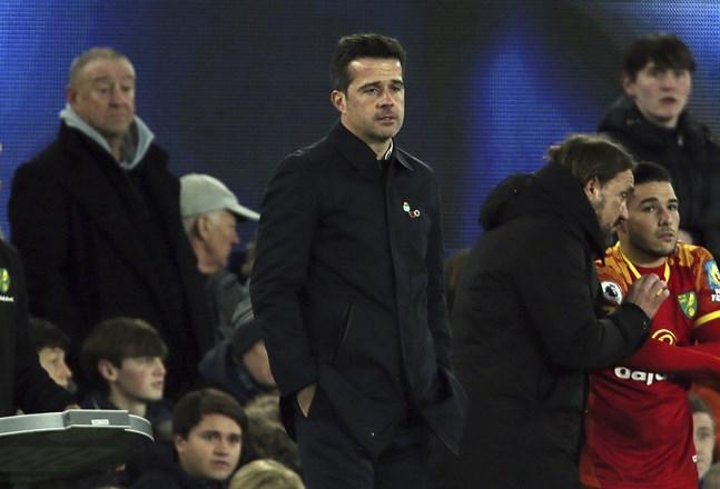 Marco Silva har gjort sitt i Everton.