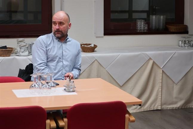 Johan Nyman är JBK:s nya ordförande.