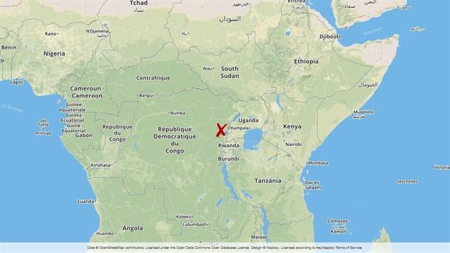 Beni i Kongo-Kinshasa.