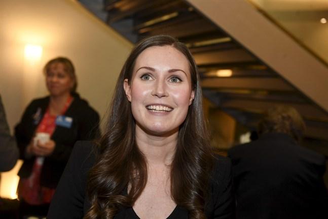 Finlands nästa statsminister heter Sanna Marin (SDP).