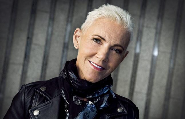 Marie Fredriksson. Arkivbild.