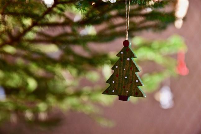 Finländarna köper cirka 1,5 miljoner granar inför jul.