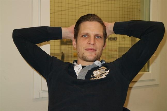 Michael Ringberg är glad över den nya förstärkningen i Muik.
