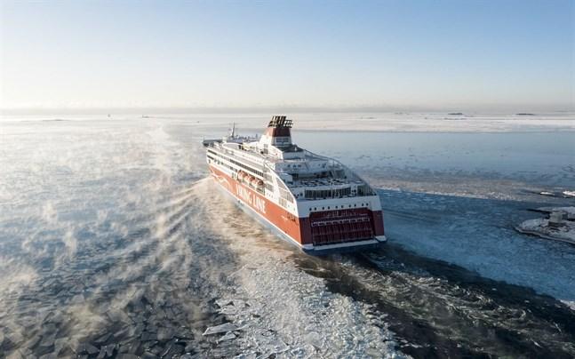 Viking Line siktar på att möjligen ordna specialkryssningar till Österbotten.