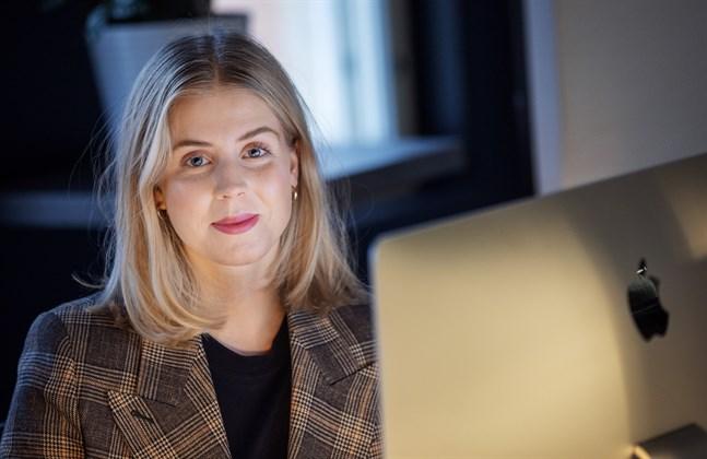 Rebecca Sjöblom är medieförsäljare på Sevendays. Tillsammans med Julia Holmqvist, som är innehållsansvarig, har hon jobbat med den nya tjänsten sedan i somras.