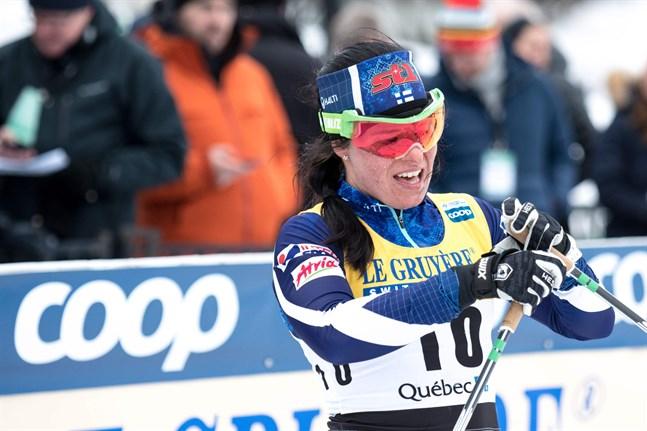 Krista Pärmäkoski är sjuk och tvingas stå över Tour de Ski.