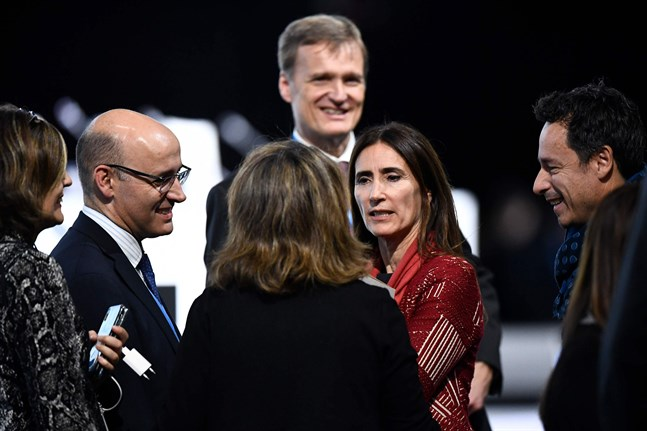 Chiles miljöminister Carolina Schmidt ledde Förenta Nationernas klimatkonferens i Madrid. Enligt de finska miljöorganisationerna är klimatmötets slutresultat katastrofalt.