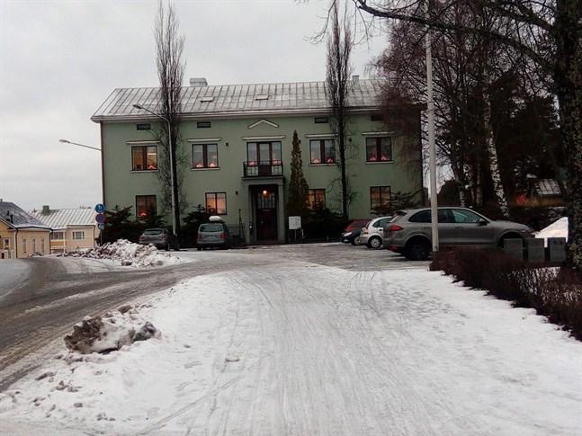 Karleby stad säljer huset på Torggatan 50.