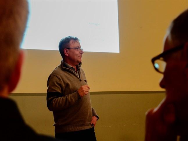 Staffan Asplund är projektägare på Esse Vind.