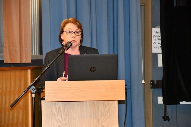 Stadsstyrelseordförande Åsa Blomstedt (SFP) lämnar sitt uppdrag i medlet av april.