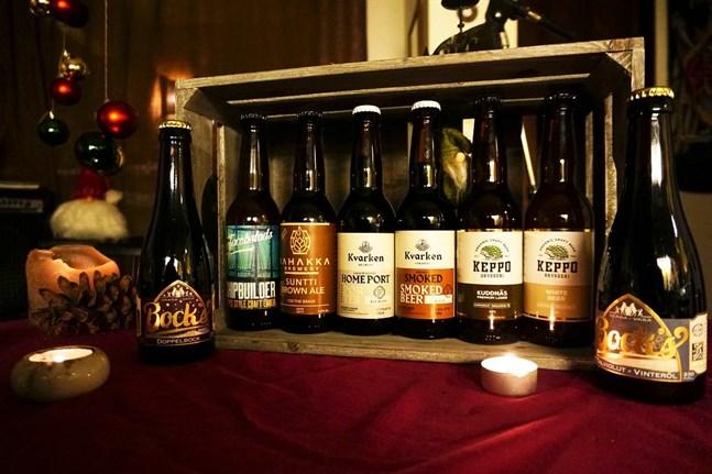 Vi har i dag möjlighet att njuta av goda lokala öl som passar alla smaker.