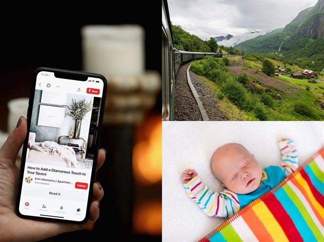 Våra sökningar på Pinterest avslöjar en del om årets kommande trender.