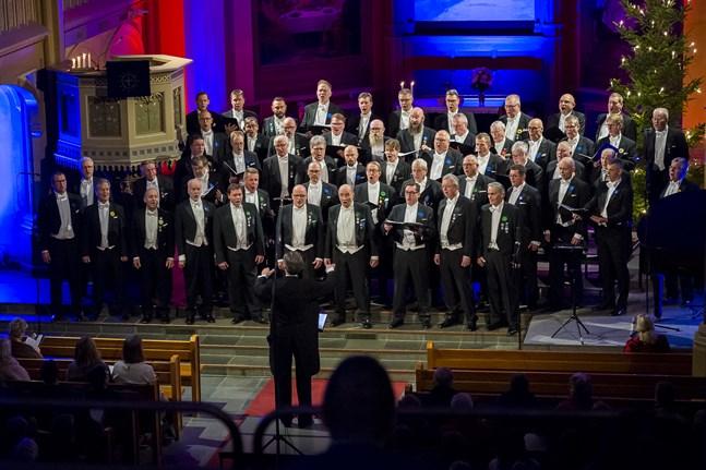 Wasa sångargille har arrangerat julkonsert i Trefaldighetskyrkan de senaste åren, men nu bryts traditionen.